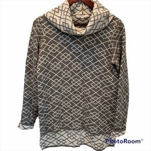 Cleo Cowl Neck Sweater size small.